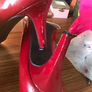 Shoes - Red Heels